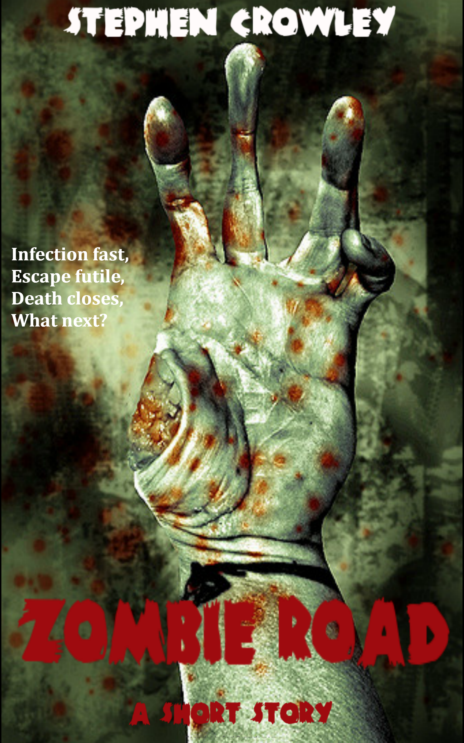 Zombie Road - Zombie Horror story