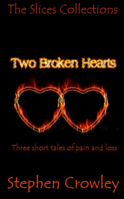 horror romance - two broken hearts